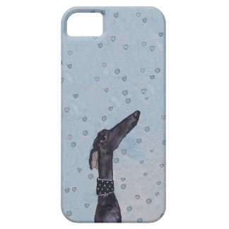 GREYHOUND LOVE g294 iPhone 5 Covers