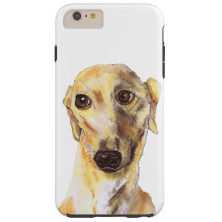 GREYHOUND LOVE TOUGH iPhone 6 PLUS CASE
