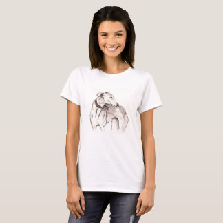 Greyhound Lurcher T-shirt