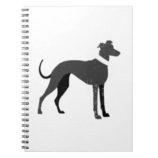 Greyhound Notebooks