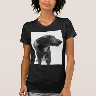 Greyhound Photo T-Shirt
