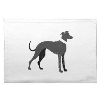 Greyhound Placemat