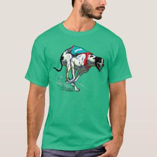 greyhound racing dog T-Shirt