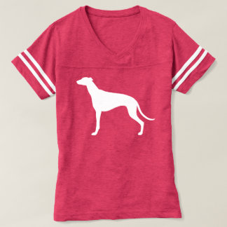 Greyhound Silhouette T-shirt