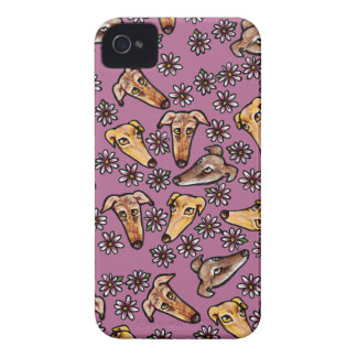 Greyhound Snoots iPhone 4 Case