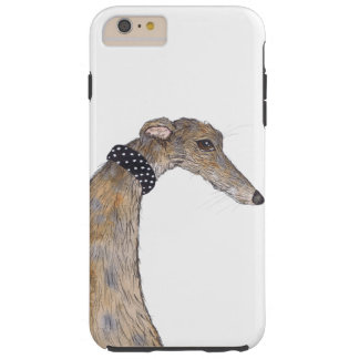 GREYHOUND TOUGH iPhone 6 PLUS CASE