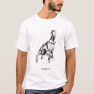 Greyhound Trotter T-Shirt
