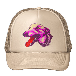 Greyhound Trucker Hat