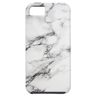 Greyish White Marble Case For The iPhone 5
