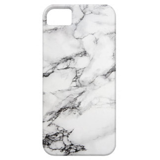 Greyish White Marble iPhone 5 Cover