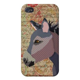 Grey's Donkey iPhone iPhone 4 Cases