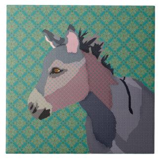 Grey's Donkey Tile