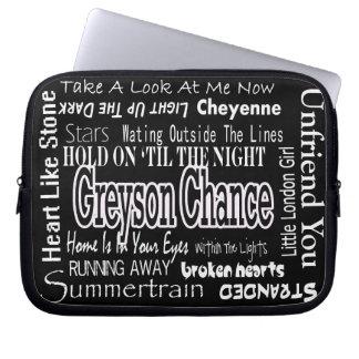 Greyson Chance Laptop Case