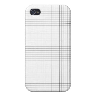 grid small iPhone 4 cover
