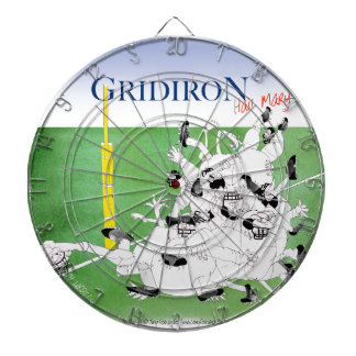 Gridiron hail mary pass, tony fernandes dart boards
