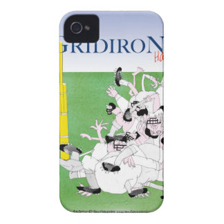 Gridiron hail mary pass, tony fernandes iPhone 4 covers