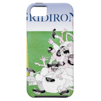 Gridiron -'hail mary pass', tony fernandes iPhone 5 covers