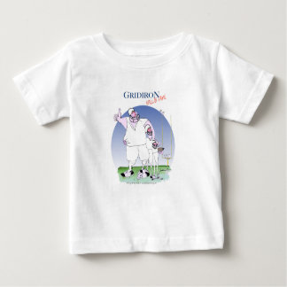 Gridiron hall of fame, tony fernandes baby T-Shirt