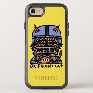 """GridIron Kat"" Apple & Samsung Otterbox Case"