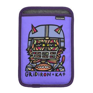 """GridIron Kat"" iPad Mini Soft Case"