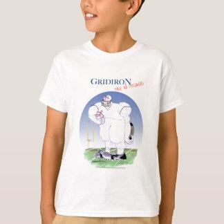 Gridiron take no prisoners, tony fernandes T-Shirt