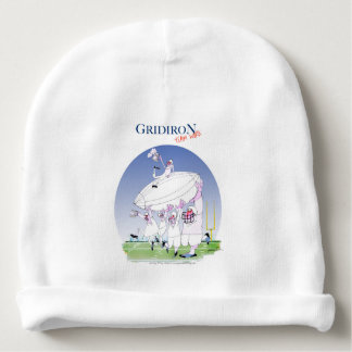 Gridiron - team work, tony fernandes baby beanie