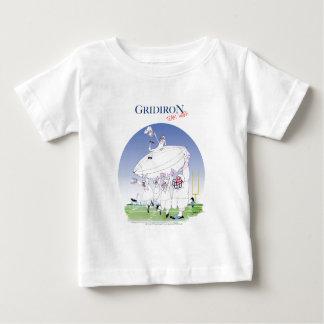 Gridiron teamwork, tony fernandes baby T-Shirt