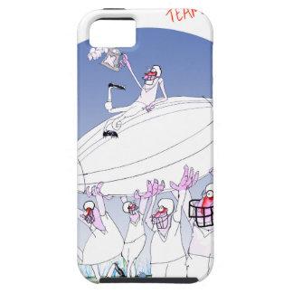 Gridiron teamwork, tony fernandes iPhone 5 cases