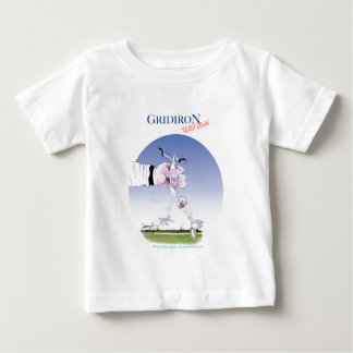 Gridiron -  touch down, tony fernandes baby T-Shirt