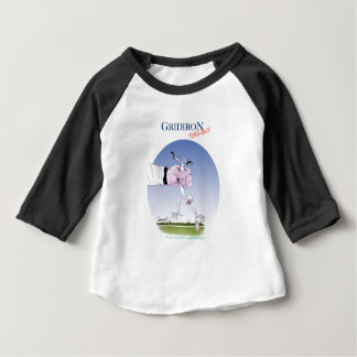 Gridiron touch down, tony fernandes baby T-Shirt