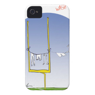 Gridiron wash day, tony fernandes iPhone 4 case
