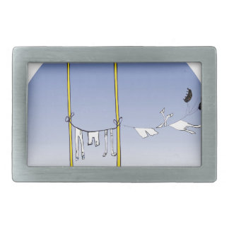 Gridiron - wash day, tony fernandes rectangular belt buckles