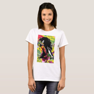 GRIEVING by Jesse Raudales T-Shirt