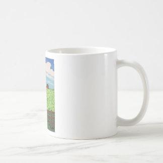 Griff and the Red Barn Coffee Mug