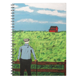 Griff and the Red Barn Notebook
