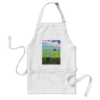 Griff and the Red Barn Standard Apron