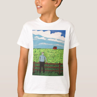 Griff and the Red Barn T-Shirt