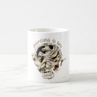 Griffin Bas Relief Coffee Mug