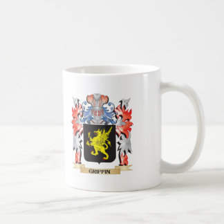 Griffin Coat of Arms - Family Crest Coffee Mug