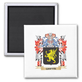 Griffin Coat of Arms - Family Crest Magnet