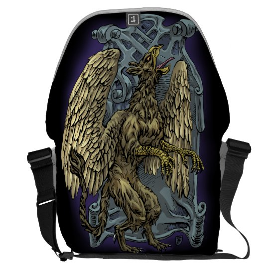 Griffin Crest Courier Bags