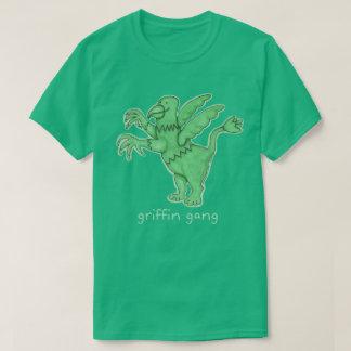 Griffin Gang Kelly Green Basic Men's T-shirt