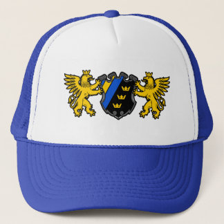 Griffin Gear crest - swedish style hat