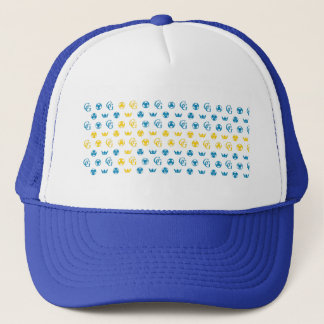 Griffin Gear signature print parody hat