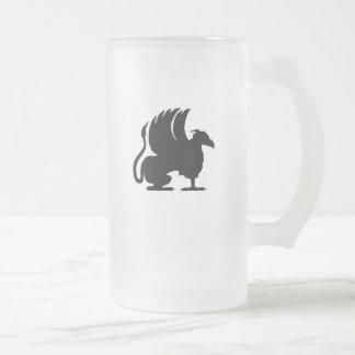 Griffin Glass Mug
