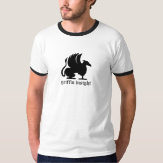 Griffin Insight   Mens Ringer T T-Shirt