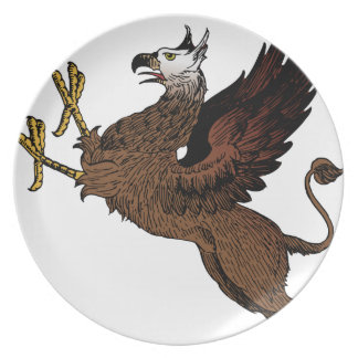 Griffin Plate