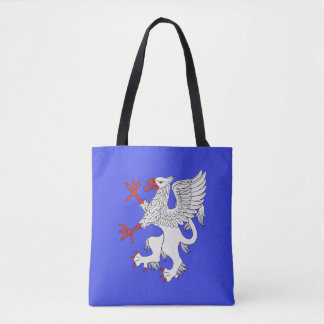 Griffin Rampant Argent Tote Bag