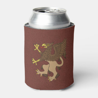 Griffin Rampant Can Cooler