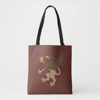Griffin Rampant Tote Bag